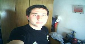 Diegocp86 32 years old I am from Canelones/Canelones, Seeking Dating Friendship with Woman