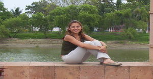 Li_ly 33 years old I am from Oaxaca/Oaxaca, Seeking Dating Friendship with Man