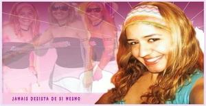 Edilene_fatima 42 years old I am from Santiago/Región Metropolitana, Seeking Dating Friendship with Man