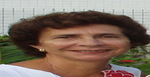 Norma2007 71 years old I am from João Pessoa/Paraiba, Seeking Dating with Man