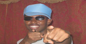 Chicoblack 32 years old I am from Santo Domingo/Santo Domingo, Seeking Dating Friendship with Woman
