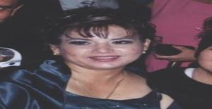 Dina2759 59 years old I am from Monterrey/Nuevo Leon, Seeking Dating Friendship with Man