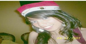 Estefania!! 28 years old I am from Guayaquil/Guayas, Seeking Dating Friendship with Man