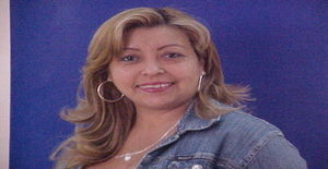 Kisbell 56 years old I am from San Cristóbal/Tachira, Seeking Dating Friendship with Man