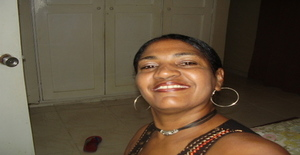 Quisqueyana 60 years old I am from Santo Domingo/Santo Domingo, Seeking Dating Friendship with Man