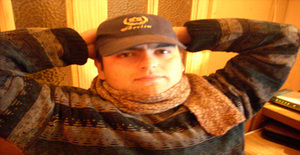 Elvisrockojavier 40 years old I am from Santiago/Region Metropolitana, Seeking Dating with Woman