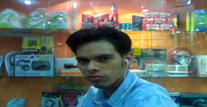 Yoseph541 32 years old I am from Caracas/Distrito Capital, Seeking Dating with Woman