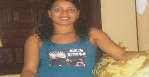 Yocasti 35 years old I am from Santo Domingo/Distrito Nacional, Seeking Dating Friendship with Man