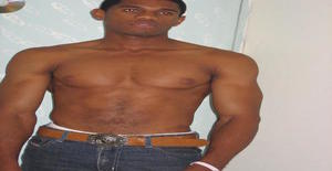 Negrobello00000 37 years old I am from Santo Domingo/Distrito Nacional, Seeking Dating Marriage with Woman