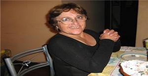 Chiquita51 66 years old I am from Santiago/Region Metropolitana, Seeking Dating Friendship with Man