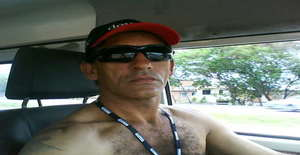 Valdireu 51 years old I am from Duque de Caxias/Rio de Janeiro, Seeking Dating with Woman