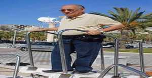 Papillon-62 74 years old I am from Barcelona/Cataluña, Seeking Dating with Woman