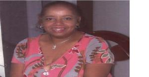 Milkella 53 years old I am from Santo Domingo/Santo Domingo, Seeking Dating Friendship with Man