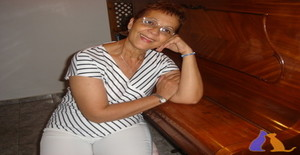 Wanda58 69 years old I am from Sao Paulo/Sao Paulo, Seeking Dating Friendship with Man