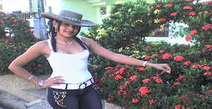 Costeñita2007 34 years old I am from Bogota/Bogotá dc, Seeking Dating Friendship with Man