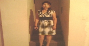 Hazly40 59 years old I am from Guaymas/Sonora, Seeking Dating Friendship with Man