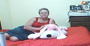 Paixao_ 68 years old I am from Sabara/Minas Gerais, Seeking Dating Friendship with Man