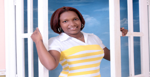 Estephany 29 years old I am from Santo Domingo/Santo Domingo, Seeking Dating Friendship with Man