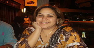 Angelifabi 46 years old I am from Puerto Ordaz/Bolivar, Seeking Dating Friendship with Man