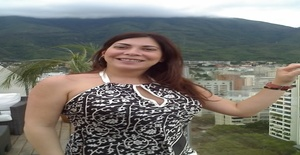 Patri2003 47 years old I am from Caracas/Distrito Capital, Seeking Dating Friendship with Man