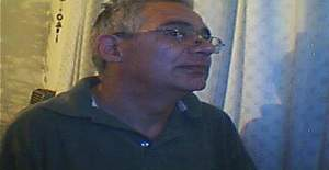 Carbonito 58 years old I am from San Miguel/Provincia de Buenos Aires, Seeking Dating Friendship with Woman
