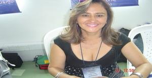 Encantadora50 59 years old I am from Medellín/Antioquia, Seeking Dating Friendship with Man