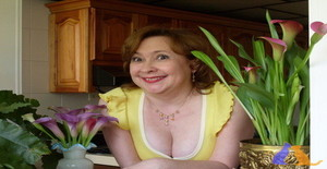Ana 55 years old I am from Medellín/Antioquia, Seeking Dating with Man