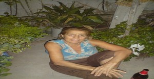 Divinagloria 64 years old I am from Gualeguaychu/Entre Rios, Seeking Dating Friendship with Man