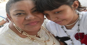 Lupis46 55 years old I am from Villahermosa/Tabasco, Seeking Dating Friendship with Man