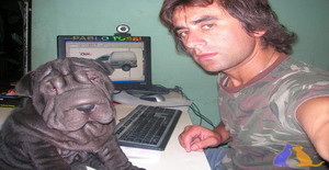 Pablovenado 45 years old I am from Venado Tuerto/Santa fe, Seeking Dating Friendship with Woman
