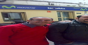 Caletero 57 years old I am from el Puerto de Santa María/Andalucia, Seeking Dating Friendship with Woman
