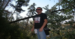 Rafarknhell 44 years old I am from Viña Del Mar/Valparaíso, Seeking Dating Friendship with Woman