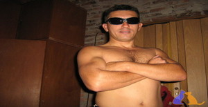 Oscar_34_2010 42 years old I am from Rosario/Santa fe, Seeking Dating with Woman