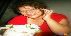 Marcrystal 68 years old I am from General Rodriguez/Buenos Aires Province, Seeking Dating Friendship with Man