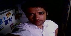 Luis993 44 years old I am from Montevidéu/Montevideo, Seeking Dating Friendship with Woman