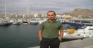 Marcoantonio3791 44 years old I am from Barcelona/Cataluña, Seeking Dating Friendship with Woman