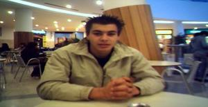 Tiago_martins 33 years old I am from Santarem/Santarem, Seeking Dating Friendship with Woman