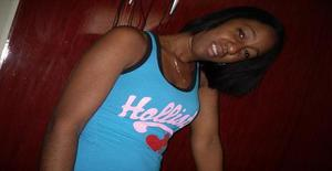 Black_pearl27 33 years old I am from Habana/Ciego de Avila, Seeking Dating Friendship with Man