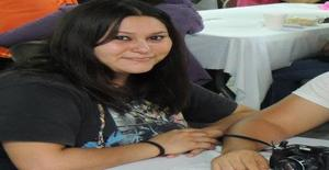 Rossyvazquezc 28 years old I am from Hermosillo/Sonora, Seeking Dating Friendship with Man