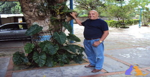 Eleandres 65 years old I am from Valencia/Carabobo, Seeking Dating Friendship with Woman