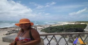 Yesyvenezuela 54 years old I am from Cancún/Quintana Roo, Seeking Dating Friendship with Man
