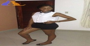 Prettymari 26 years old I am from Nagua/María Trinidad Sánchez, Seeking Dating Friendship with Man