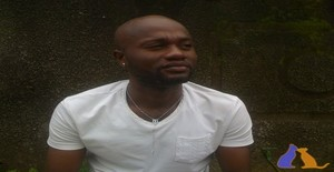 Trou003 31 years old I am from Douala/Littoral, Seeking Dating Friendship with Woman