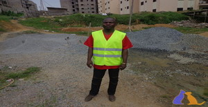 Elanguete 36 years old I am from Yaounde/Centre, Seeking Dating Marriage with Woman