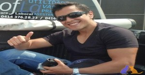 Josue21 32 years old I am from San Cristóbal/Táchira, Seeking Dating Friendship with Woman