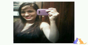Genesise 24 years old I am from Ciudad Guayana/Bolívar, Seeking Dating Friendship with Man
