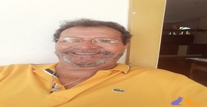 DILERMNDÔ 70 years old I am from Salvador/Bahia, Seeking Dating Friendship with Woman
