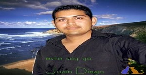 Diego_57 35 years old I am from Mexico/State of Mexico (edomex), Seeking Dating with Woman