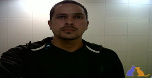 cesar598 32 years old I am from Juangriego/Nueva Esparta, Seeking Dating Friendship with Woman