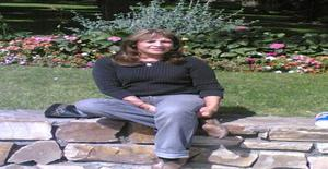 Mujer62 56 years old I am from San Salvador/Entre Ríos, Seeking Dating Friendship with Man